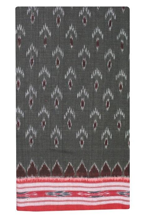 Orissa Ikat Pure Cotton Saree Online a5