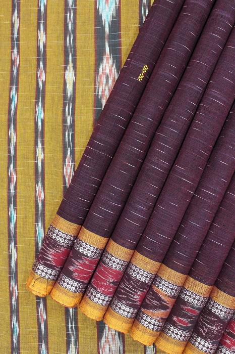 Orissa Ikat Pure Cotton Sarees 1