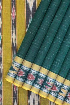 Orissa Ikat Pure Cotton Sarees Online 1