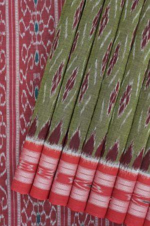Orissa Ikat Saree Online D1