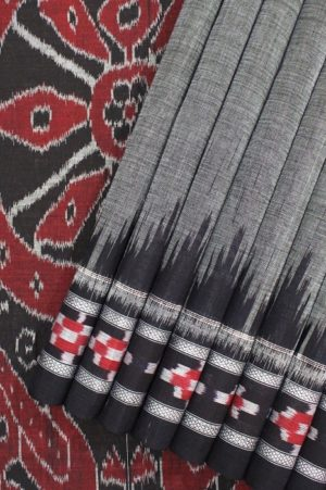 Orissa Ikkat Cotton Saree 01