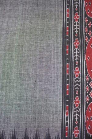 Orissa Ikkat Cotton Saree 02