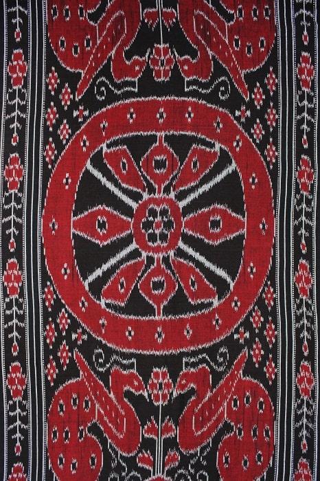 Orissa Ikkat Cotton Saree Online c3