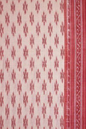 Orissa Ikkat Pure Cotton Saree 2