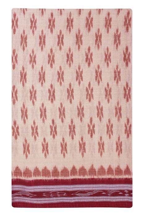 Orissa Ikkat Pure Cotton Saree 5
