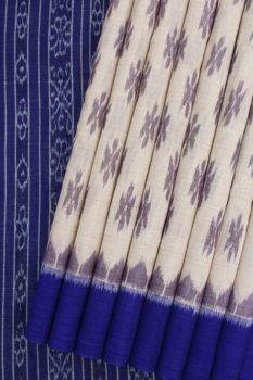 Orissa Ikkat Pure Cotton Saree Online 1