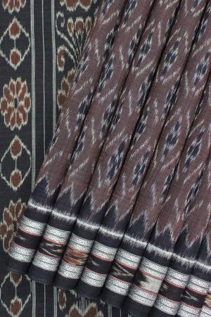 Orissa Ikkat Pure Cotton Saree Online 1