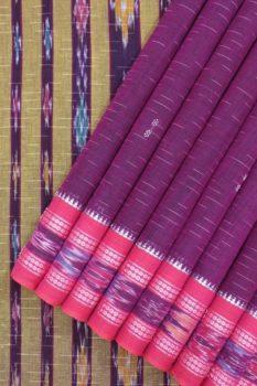 Orissa Ikkat Pure Cotton Saree Online Shopping 1