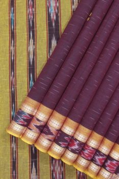 Orissa Ikkat Pure Cotton Sarees 1