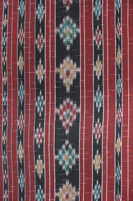 Orissa Ikkat Pure Cotton Sarees Online 3