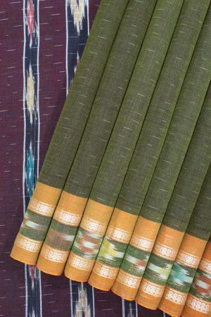 Orissa Ikkat Pure Cotton Sarees Online Shopping 1