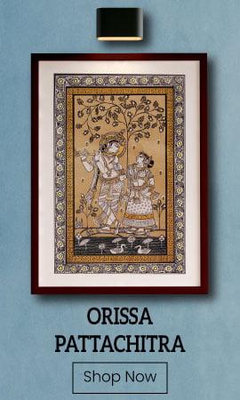 Orissa-pattachitra