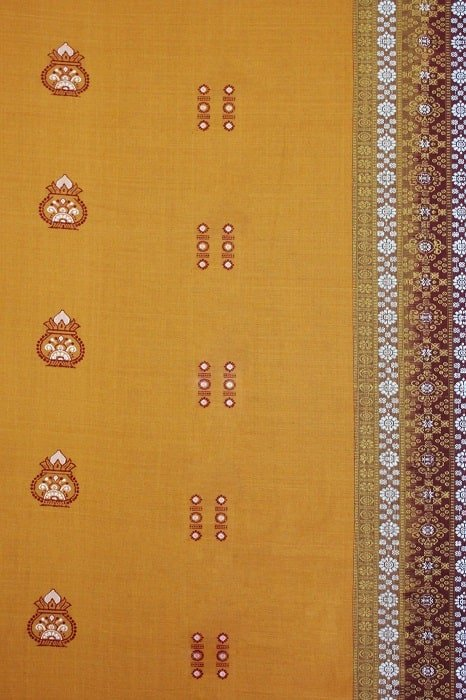 cotton bomkai saree online shopping 2