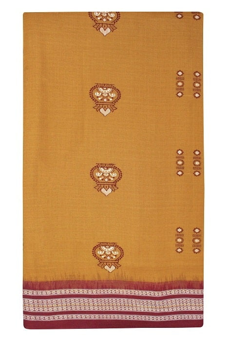 cotton bomkai saree online shopping 5