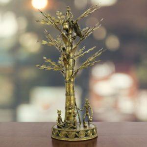 Bastar Dhokra Sulfi Tree - GiTAGGED 1