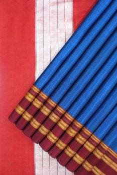Handloom Cotton-Silk Saree 1
