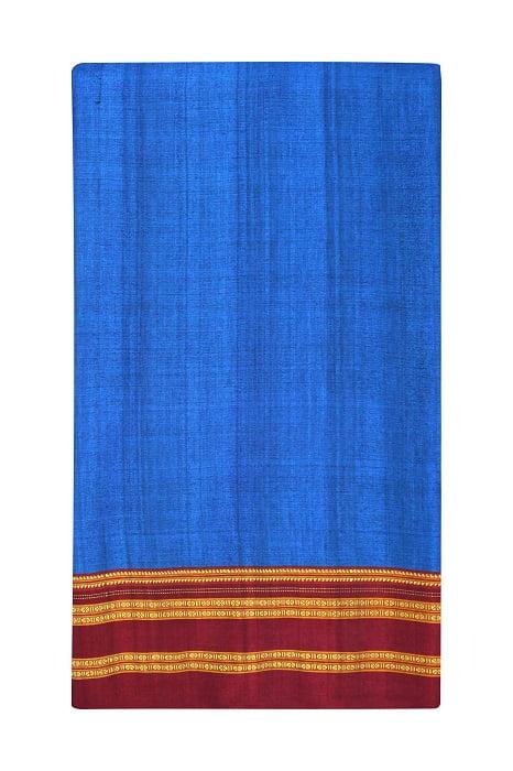 Handloom Cotton-Silk Saree 5
