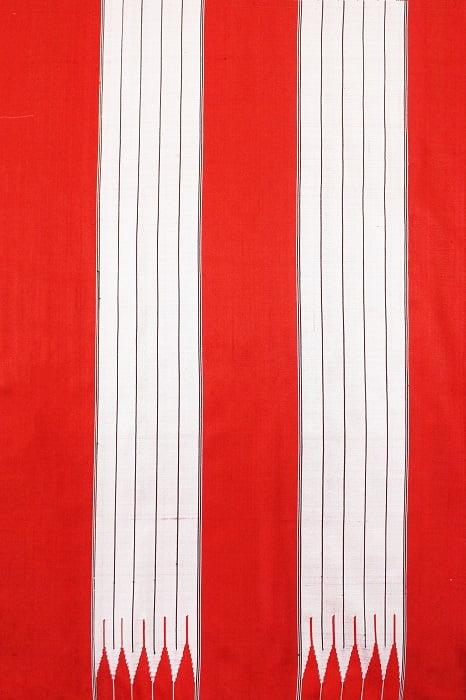 Handloom Traditional Cotton-Silk Saree Online 3