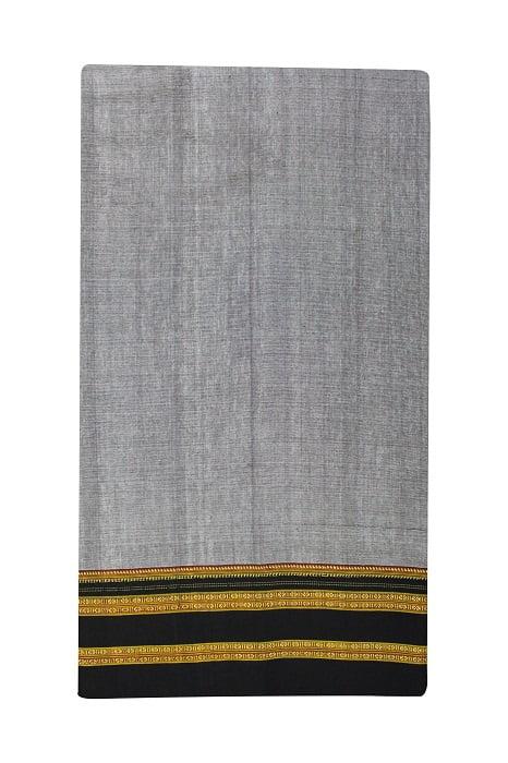 Handloom Traditional Cotton-Silk Saree Online 5