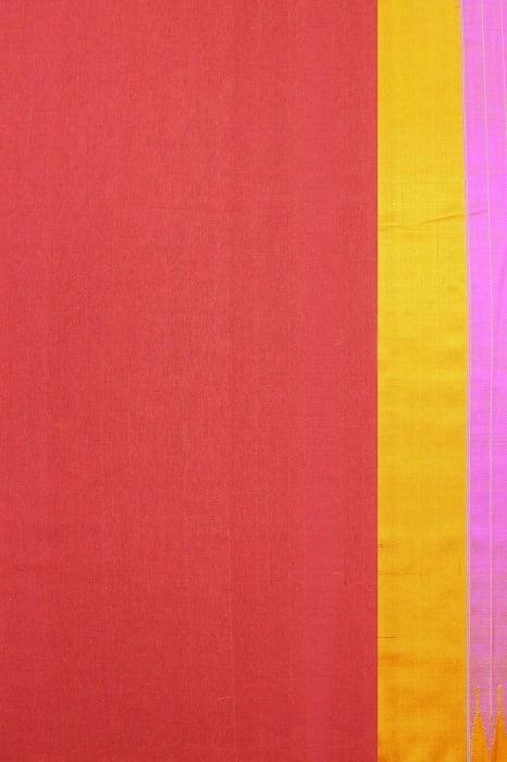 Ilkal Cotton-Silk Saree 2
