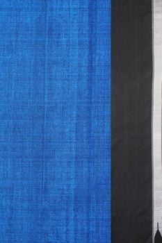 Ilkal Handloom Blue Cotton-Silk Saree Online 2