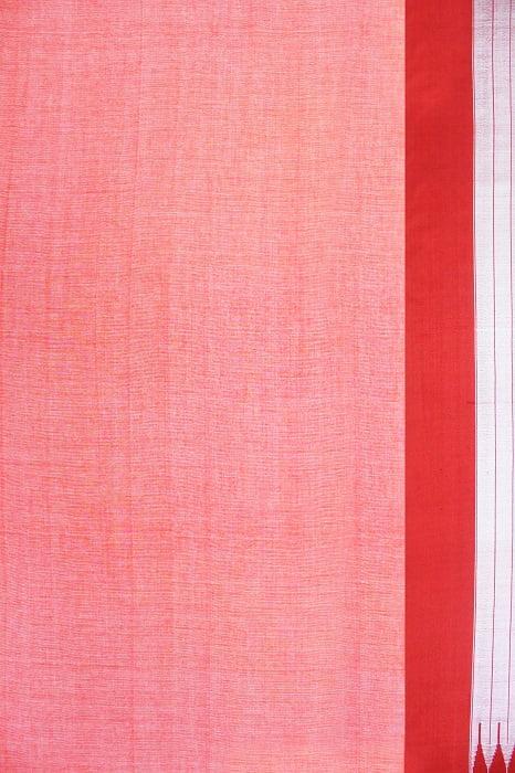 Ilkal Pink Cotton-Silk Saree Online 2