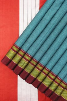 Traditional Cotton-Silk Sarees Online 1