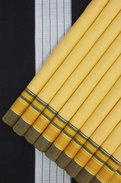 Traditional Handloom Cotton-Silk Sarees Online Shopping 1