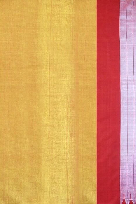 Traditional Ilkal Cotton-Silk Saree Online 2