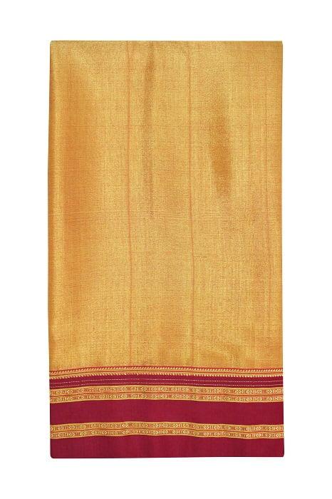 Traditional Ilkal Cotton-Silk Saree Online 5