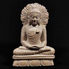 buddha stone sculpture 1