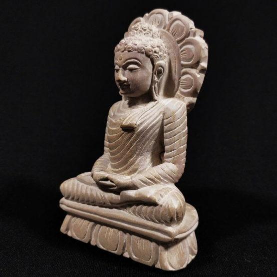 buddha stone sculpture 2
