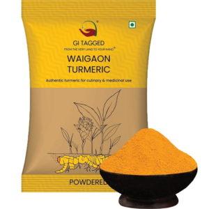 waigaon-turmeric-powder 100gms