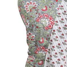 Farrukhabad Hand Block Print Cotton Dress Material Set 3A