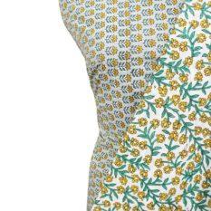 Farrukhabad Hand Block Print Cotton Dress Material Set 5A