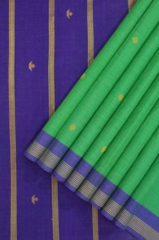 GiTAGGED Udupi Handloom Pure Cotton Sarees Online 1