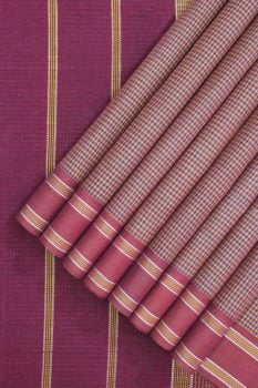 GiTAGGED Udupi Pure Cotton Saree 1