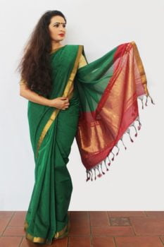 Mangalagiri Cotton Sarees With Price 1