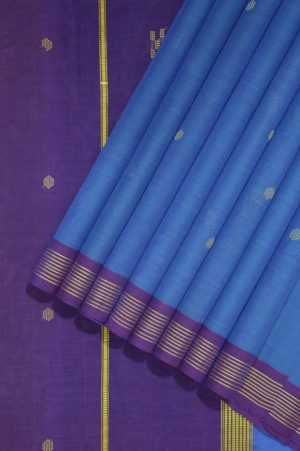 Udupi Handloom Pure Cotton Sarees Online 1