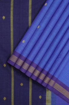 Udupi Pure Cotton Saree gitagged 1