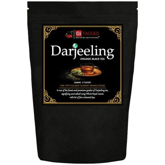 Darjeeling Black-tea A2