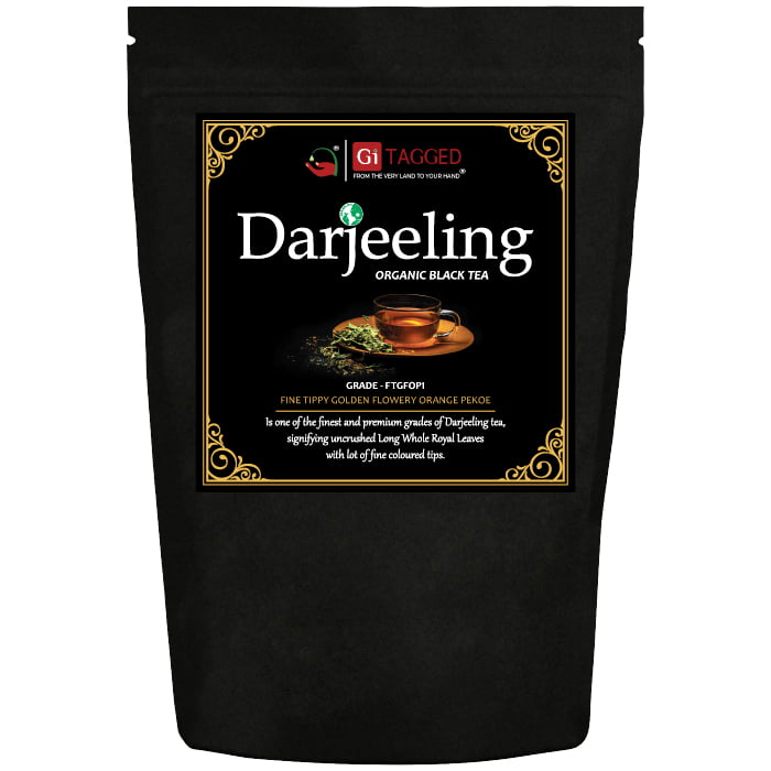 Darjeeling Black-tea A2