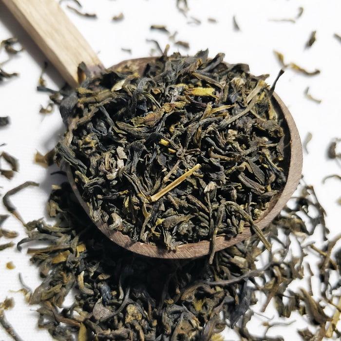 Darjeeling Green Tea 3
