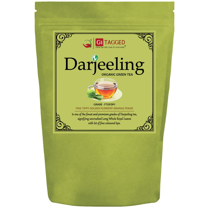 Darjeeling Green-tea-A1