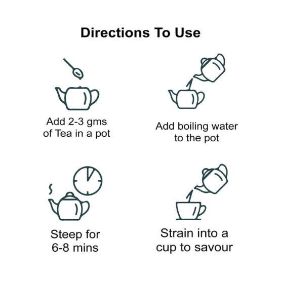 Darjeeling black Tea 5