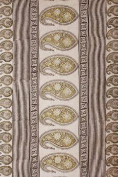 Pure Cotton Hand Printed Sarees 24b