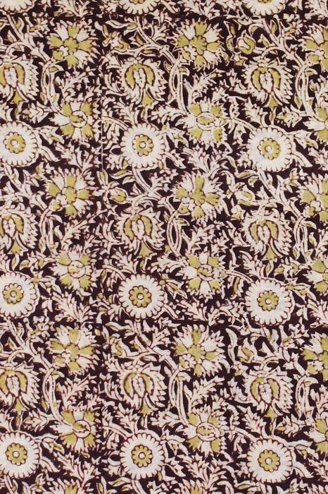 block print sarees 4