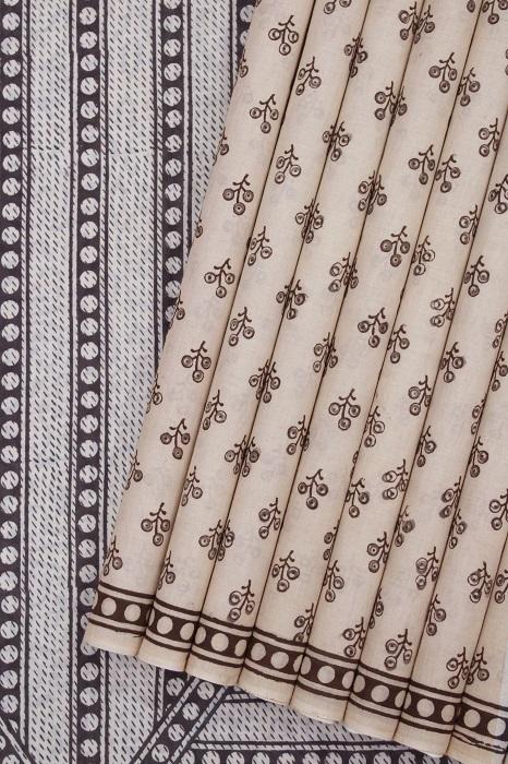 block print sarees online 1