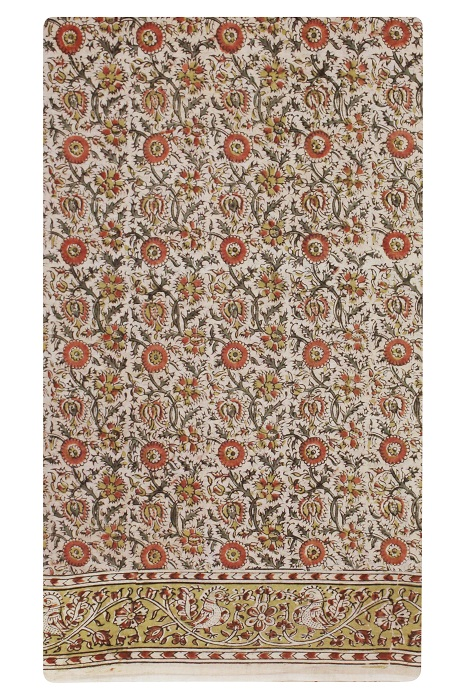 hand block print sarees online 21e