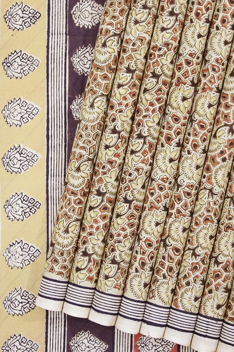hand block printed saree online shopping 1